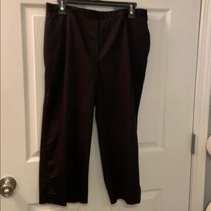 Alfred Dunner size 12 capris